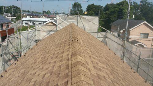 M様邸 屋根カバー工法