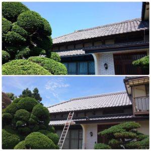 H様邸 日本瓦 葺き替え工事